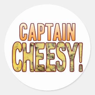 大尉Blue Cheesy ラウンドシール