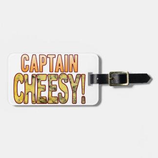 大尉Blue Cheesy ラゲッジタグ