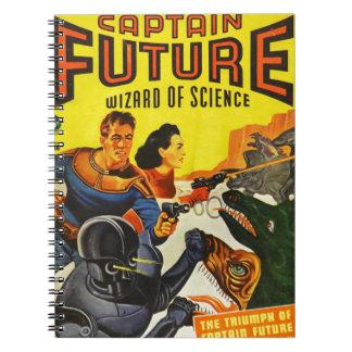 大尉Fureおよび宇宙犬 ノートブック