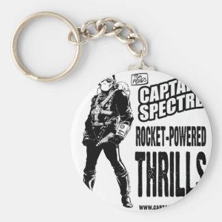 大尉Spectreおよび稲妻軍隊 キーホルダー