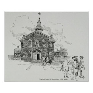 大工のホールフィラデルヒィア ポスター