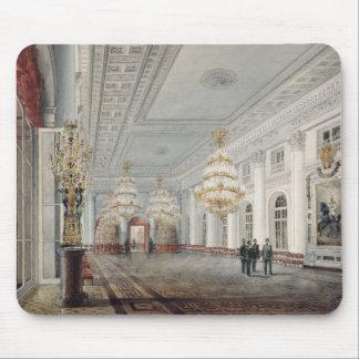 大広間の冬宮殿、セント・ピーターズバーグ マウスパッド