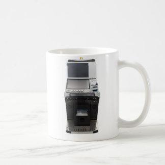 大当たり機械 コーヒーマグカップ