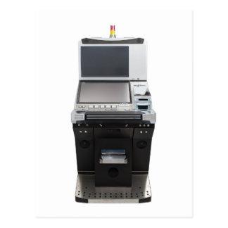 大当たり機械 ポストカード