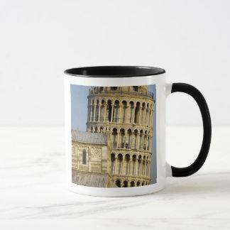 大教会堂および斜塔、ピサ、タスカニー、イタリア マグカップ