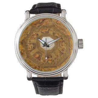 大教会堂のドームの腕時計、フィレンツェイタリアのインテリア 腕時計