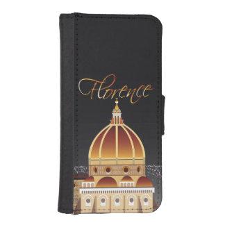 大教会堂のiPhone 5/5Sのウォレットケース iPhoneSE/5/5sウォレットケース