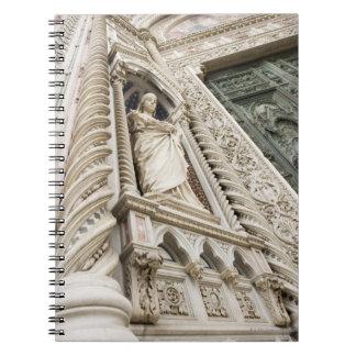 大教会堂サンタマリアDel Fioreフィレンツェイタリア2 ノートブック