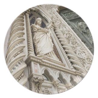 大教会堂サンタマリアDel Fioreフィレンツェイタリア2 プレート