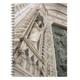 大教会堂サンタマリアDel Fioreフィレンツェイタリア ノートブック