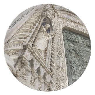 大教会堂サンタマリアDel Fioreフィレンツェイタリア プレート
