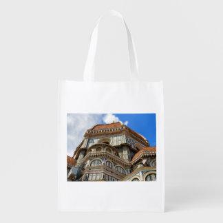 大教会堂、フィレンツェで、タスカニー、イタリア エコバッグ