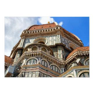 大教会堂、フィレンツェで、タスカニー、イタリア カード