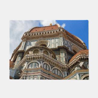 大教会堂、フィレンツェで、タスカニー、イタリア ドアマット