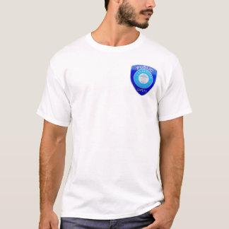 大文字で書かれていた手紙とのPOLICE-T Tシャツ