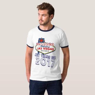 大晦日2017年のラスベガス Tシャツ