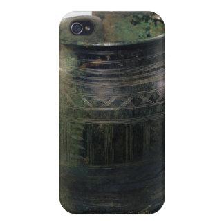 大樽の定形腕章、Hallstatt文化 iPhone 4/4S Cover