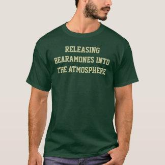 大気にBearamonesを解放すること Tシャツ