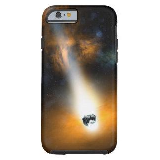 大気を通って降りる彗星 iPhone 6 タフケース