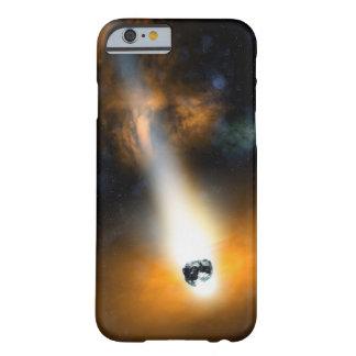 大気を通って降りる彗星 iPhone 6 ベアリーゼアケース