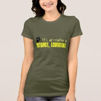 大物、ルイジアナ Tシャツ
