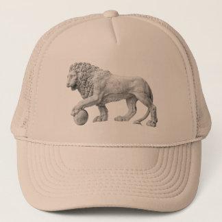 大理石のライオンの帽子 キャップ