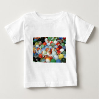 大理石の大きい束 ベビーTシャツ