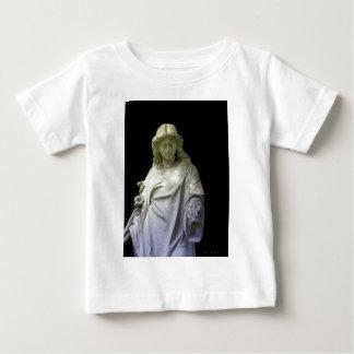 大理石の天使 ベビーTシャツ