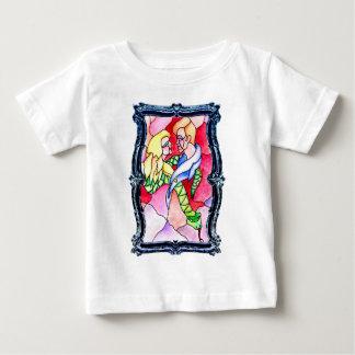 大理石の恋人 ベビーTシャツ
