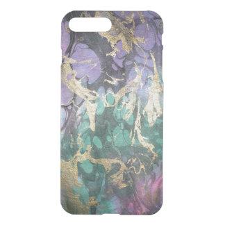 大理石の抽象的なデザイナー例 iPhone 8 PLUS/7 PLUS ケース