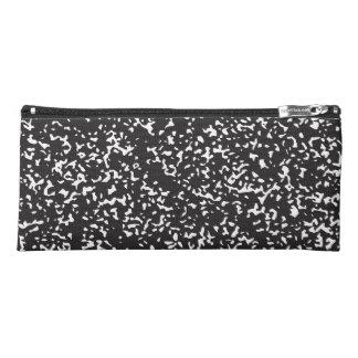 大理石の構成のノートの筆箱 ペンシルケース
