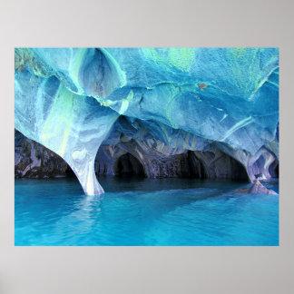 大理石の洞窟 ポスター