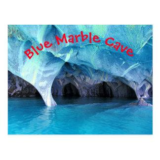 大理石の洞窟 ポストカード