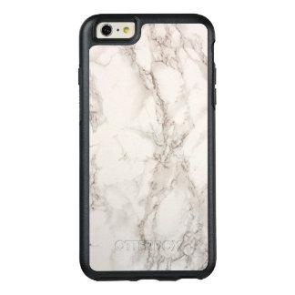 大理石の石造りのオッターボックスの対称のiPhone 6のプラスの場合 オッターボックスiPhone 6/6s Plusケース