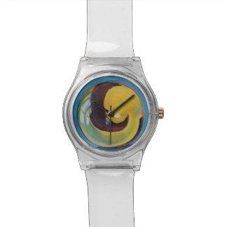 大理石の腕時計! 腕時計