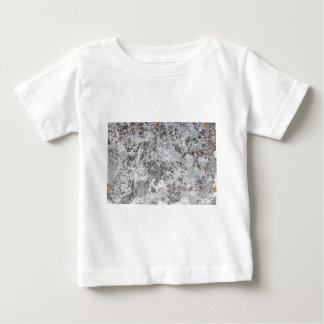 大理石型の質 ベビーTシャツ