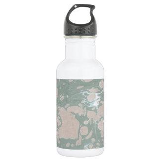 大理石模様をつけられたデザイン ウォーターボトル