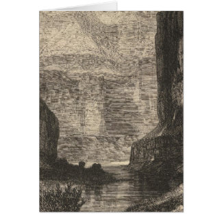 大理石渓谷 カード