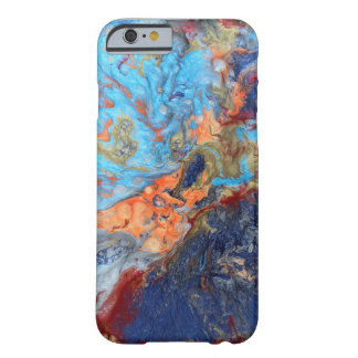 大理石 iPhone 6 ベアリーゼアケース