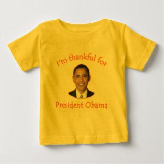 大統領のためにオバマT-shirtsのマグ感謝している ベビーTシャツ