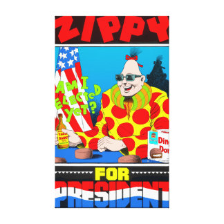大統領のためにCanvas元気 キャンバスプリント