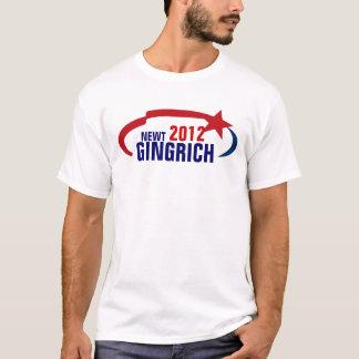 大統領のためのギングリッチ Tシャツ