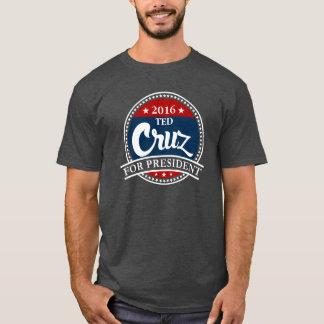 大統領のためのテッドCruz Tシャツ