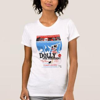 大統領のためのトロッコ Tシャツ