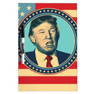 大統領のためのドナルド・トランプ ホワイトボード