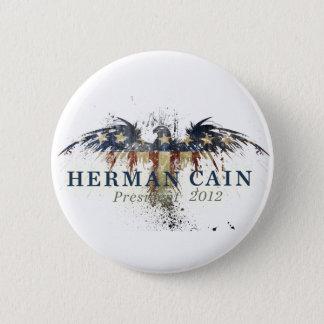 大統領のためのヘルマンカイン 5.7CM 丸型バッジ