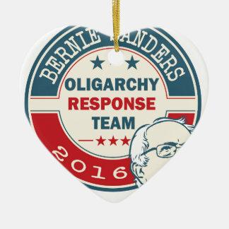 大統領のためのベルニーの研摩機 セラミックオーナメント
