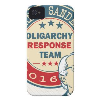 大統領のためのベルニーの研摩機 Case-Mate iPhone 4 ケース