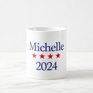 大統領のためのミシェール コーヒーマグカップ