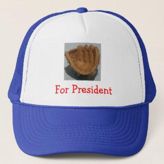 大統領のためのミット キャップ